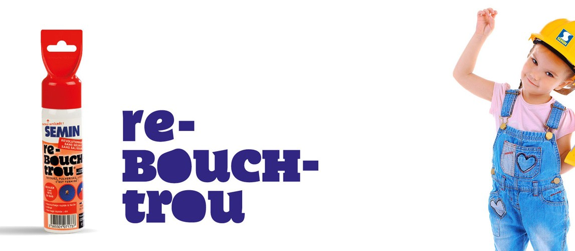 Re-bouch-trou Semin Nederlands