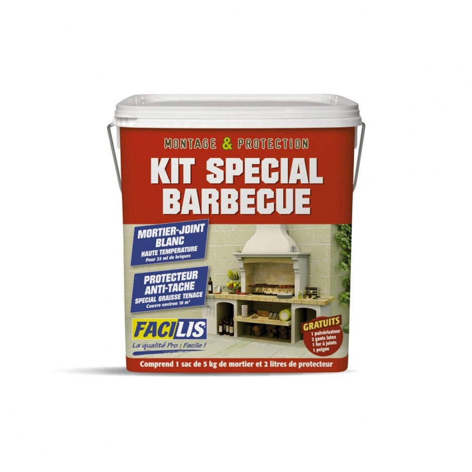 KIT BARBECUE